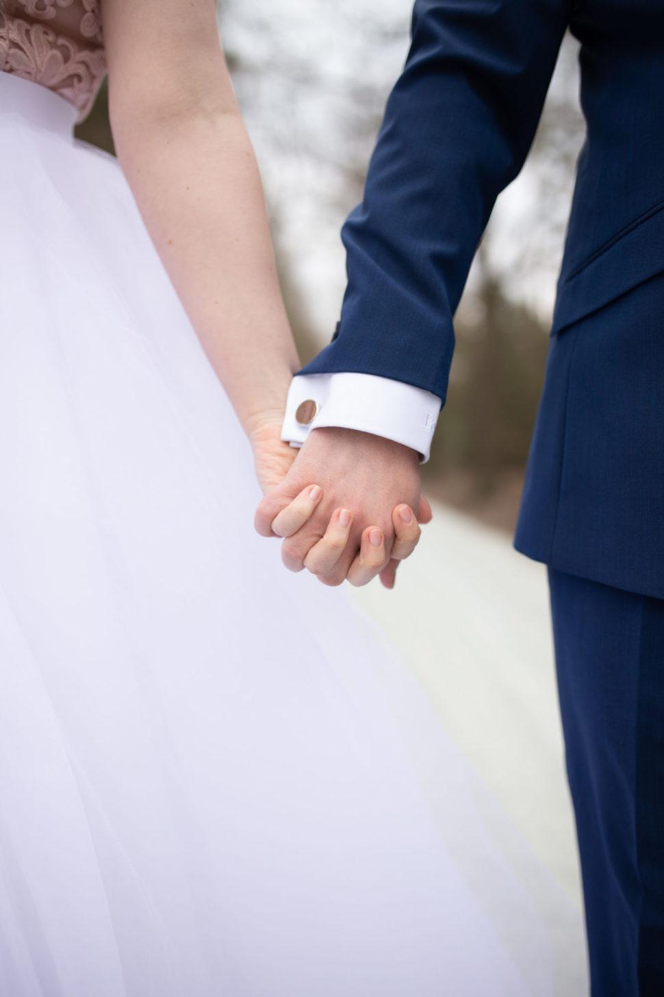 Svatební fotografie Bíšť