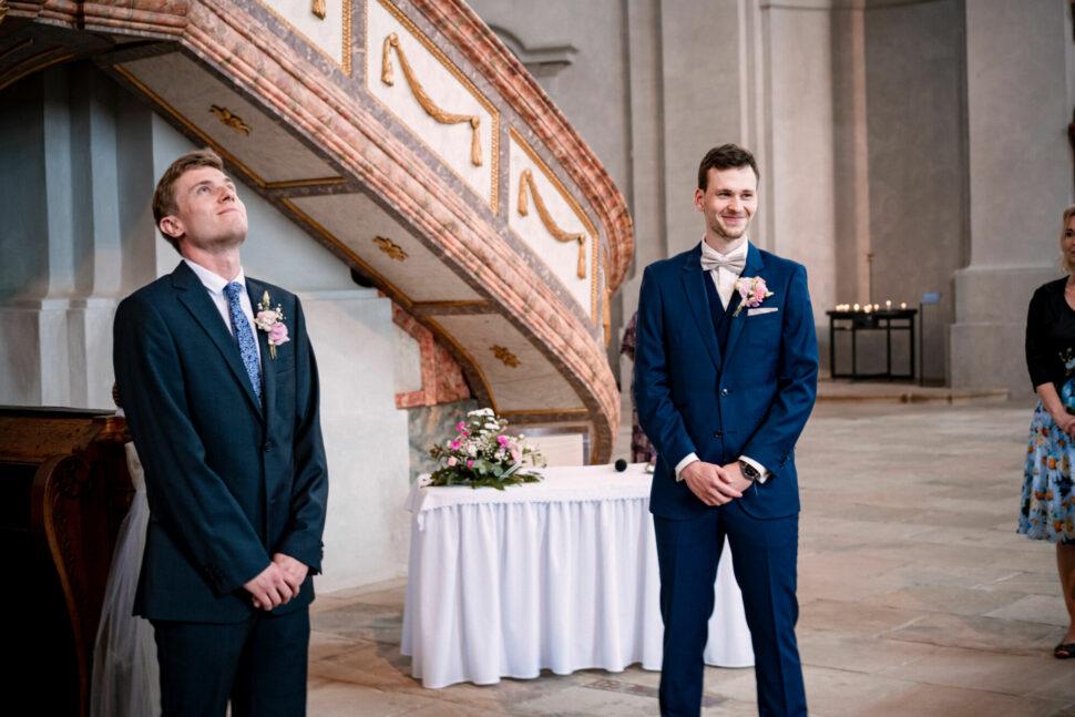 Katedrála Litomyšl svatba