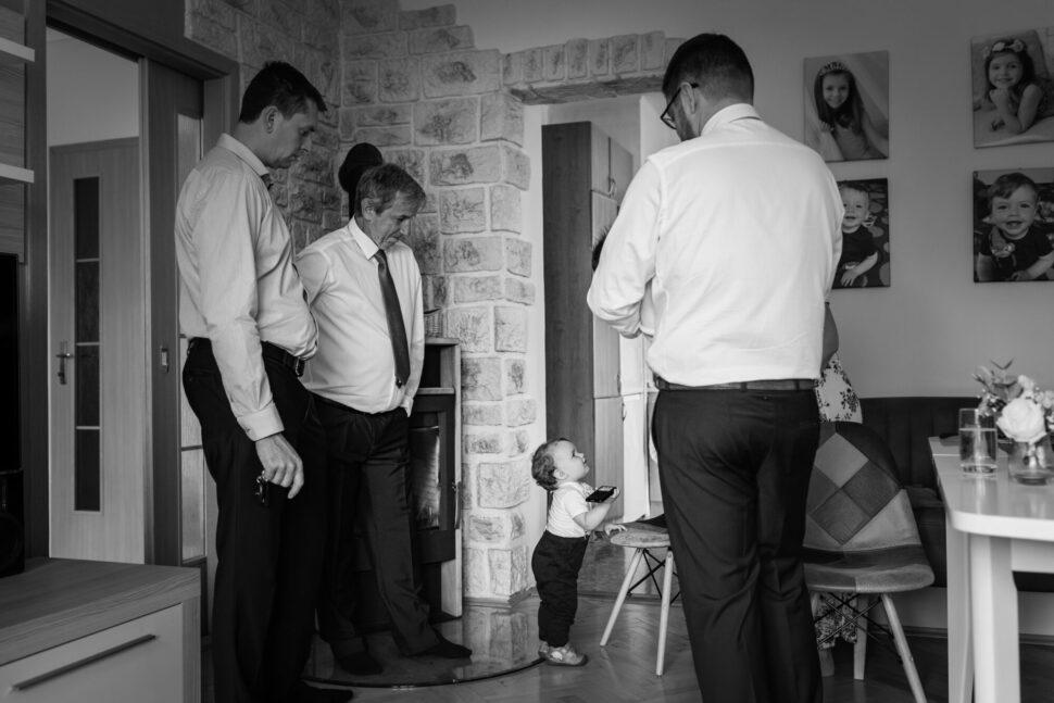 Svatební fotografka Svatba focení