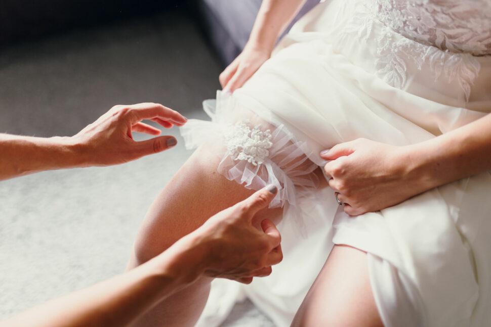 Svatební fotografka Chlumec nad Cidlinou přípravy nevěsta
