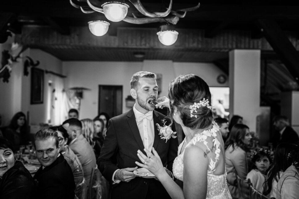 Svatební fotografka